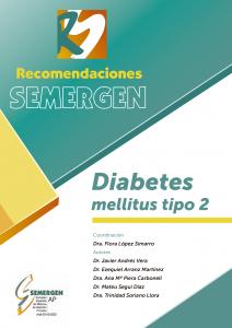Recomendaciones SEMERGEN diabetes 14-7-20